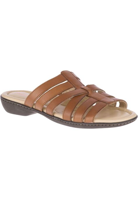 Dachshund Slides By Hush Puppies Plus Size Casual Sandals Roamans