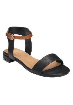 Down Under Sandals by A2 Aerosoles®, BLACK COMBO, hi-res