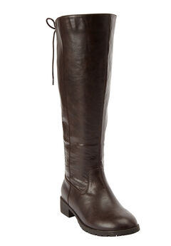 Charleston Mid Calf Boots by Comfortview,