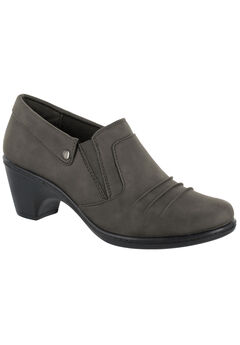Bennett Booties by Easy Street®, GREY, hi-res