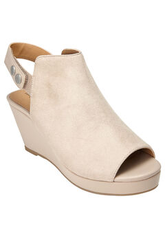 Collins Sandals by Comfortview®, NEW NUDE, hi-res