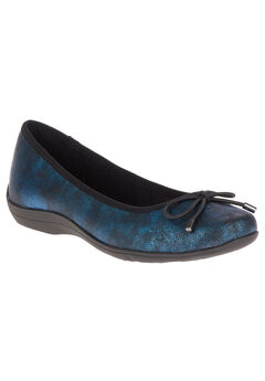Heartbreaker Flats by Soft Style, NAVY C, hi-res