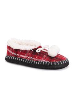 Ballerina Slippers by Muk Luks®,