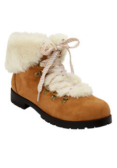 The Arctic Bootie , TAN
