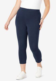 7ecb0a0160802 Plus Size Leggings for Women | Roaman's
