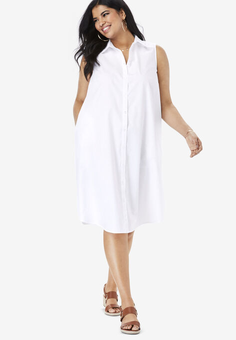 Sleeveless Kate Dress with Pockets