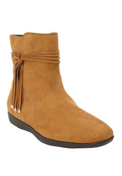 The Daphne Bootie by Comfortview®,