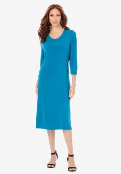 Ultrasmooth® Infinity Scarf Dress,