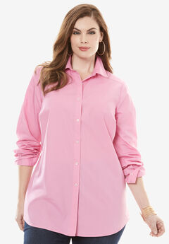 The Kate Shirt, CANDY PINK, hi-res