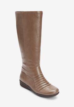 The Finley Wide Calf Boot ,