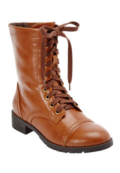 The Britta Boot by Comfortview®, COGNAC, hi-res