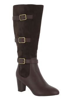 Wide Calf Boots For Women Roaman S