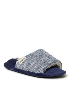 Lane Knit Slides by Dearfoams,