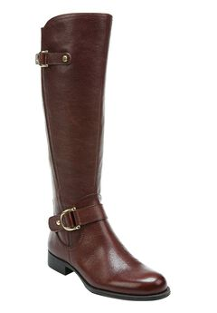 Jenelle Boots by Naturalizer®, BROWN, hi-res