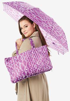 Umbrella And Tote Set,