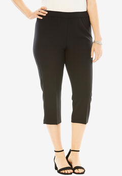 Bend Over® Capri Pant,