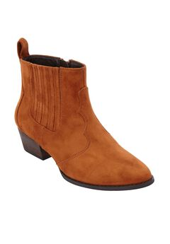 The Kerra Bootie by Comfortview®,