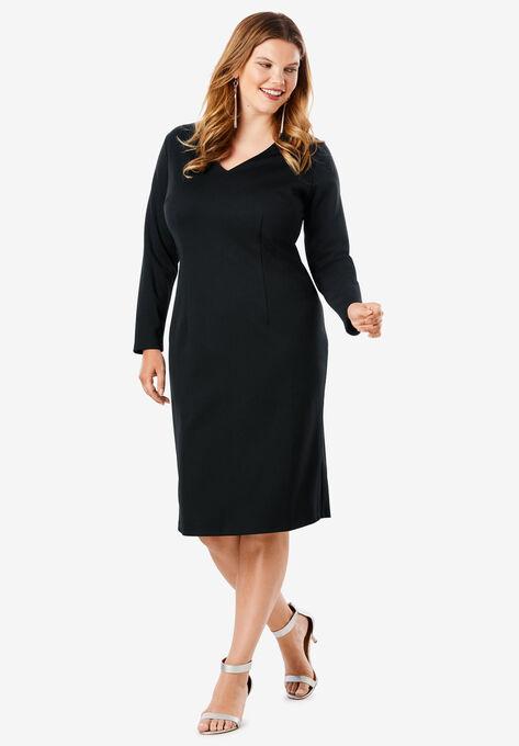 Ultimate Ponte Sheath Dress