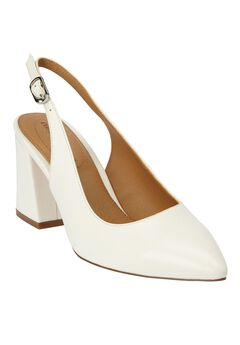 The Liberty Slingback Pump by Comfortview®,