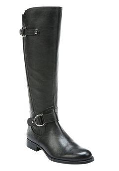 Jenelle Boots by Naturalizer®, BLACK, hi-res