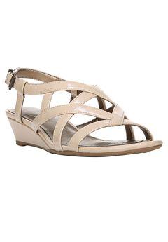 Yuppies Sandals by LifeStride®, BEIGE, hi-res