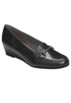 Love Spell Loafer by A2 Aerosoles®, BLACK, hi-res