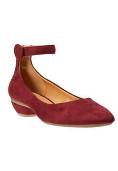 Pixie Flats by Comfortview®, BURGUNDY, hi-res