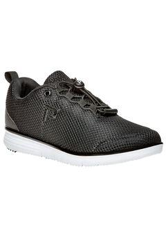 TravelFit Prestige Sneakers by Propet®, BLACK, hi-res