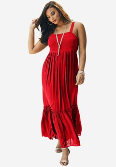 Removable Strap Maxi, HOT RED, hi-res