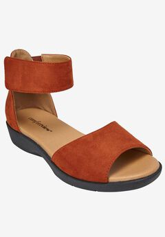 Alma Sandals by Comfortview®, COPPER, hi-res