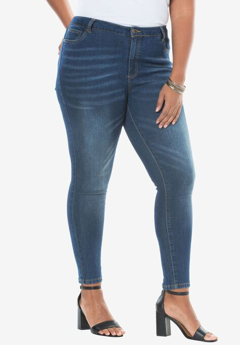 0a94fc16c37 Skinny Jean By Denim 24 7®