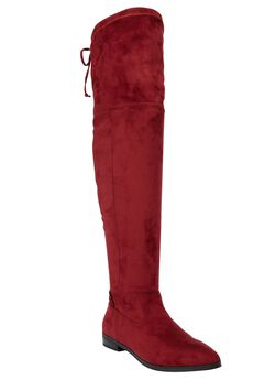 The Cameron Wide Calf Boot by Comfortview®,