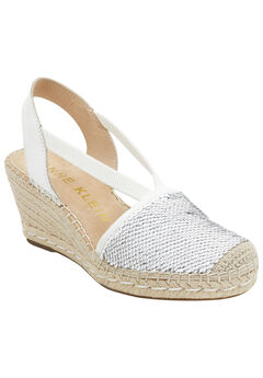 Abbey Espadrilles by Anne Klein®, WHITE MULTI, hi-res