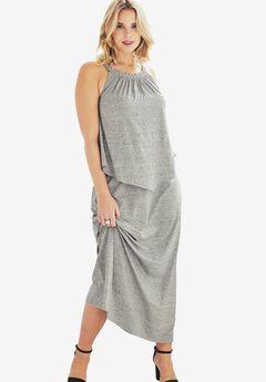 Modern Lounge Dress,