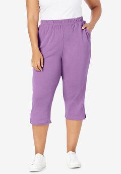 26e16c47c0b463 Plus Size Pants for Women | Roaman's