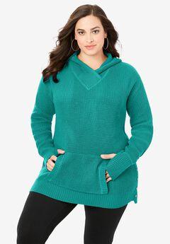 Thermal Hoodie Sweater,