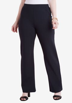 Ultimate Ponte Wide Leg Pant,