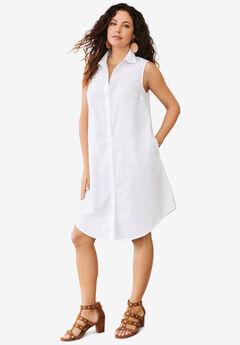 Sleeveless Kate Dress with Pockets,