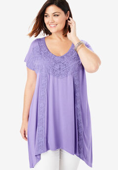 Crochet Swing Tunic,