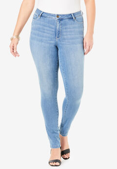 The Sculpt Jean By Denim 24/7®, LIGHT WASH