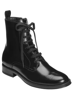 Push Limits Boots by Aerosoles®, BLACK LEATHER, hi-res