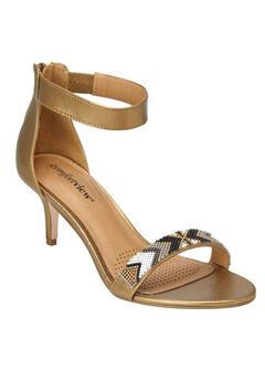 The Stevie Sandal by Comfortview®, BRONZE MULTI, hi-res
