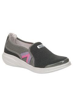 Cruise Slip-On Sneakers by BZees®, DARK GREY, hi-res