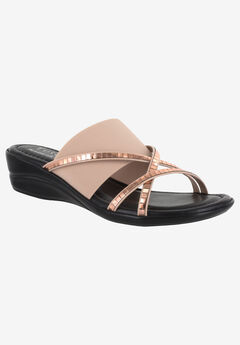 Addilyn Tuscany Wedge by Easy Street®,