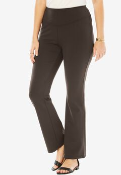 Take Control Core Control Bootcut Leggings, CHOCOLATE, hi-res