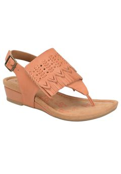 Shayla Sandals by Comfortiva®, ORANGE