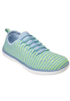 Ariya Sneakers by Comfortview®, LIGHT BLUE, hi-res