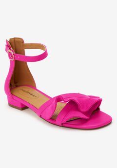 The Eve Sandal by Comfortview®, VIVID PINK