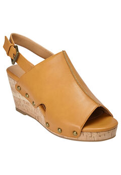Alaya Sandals by Comfortview®, CAMEL, hi-res