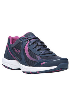 Dash 3 Sneakers by Ryka®, NAVY PINK, hi-res